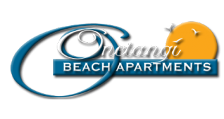 Onetangi Beach Apartments | Logo | Waiheke.co.nz