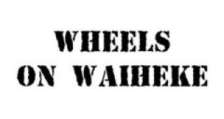 Wheels on Waiheke | Logo | Waiheke.co.nz