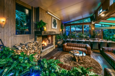Kauri Springs Lodge | Waiheke.co.nz