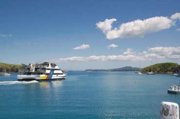 Ferry To Great Barrier Island Fullers